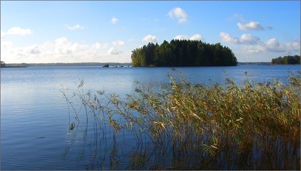 Lake Erken (i.e. Photo: R. Rohdin)